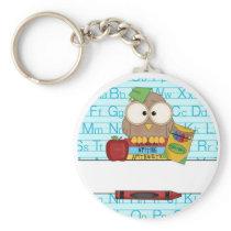 Teacher Personalized Keychain