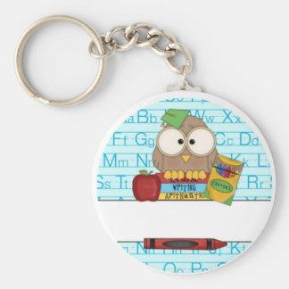Teacher Personalized Keychains