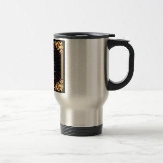 Teacher  Poem  -   Black Design Travel Mug