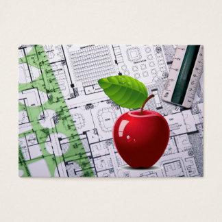 Teacher / Principal / Education Business Card