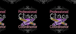 8bb826e6e7305 Teacher Professional Chaos Coordinator Leggings
