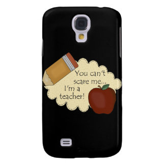 Teacher Scare iPhone 3G/3GS Case Samsung Galaxy S4 Covers