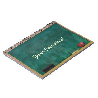 Teacher Student Blackboard Journals