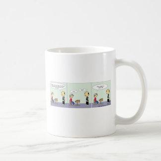 Teacher Student Comics #1 Coffee Mug