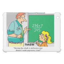 Teacher - Student - Education iPad Cases iPad Mini Cover