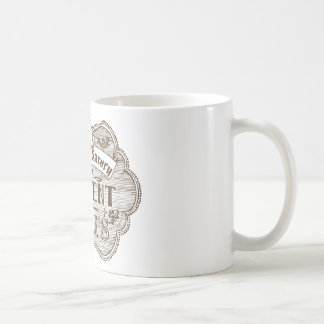 Teacher Student Tears Classic White Coffee Mug