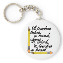 Teacher Takes Keychain