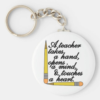 Teacher Takes Keychain