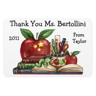 Teacher Thank You Magnet