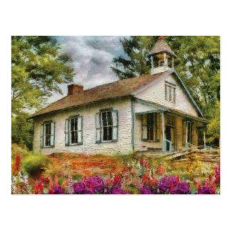 Teacher - The School House Post Cards