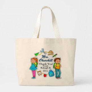 Teacher Tote Bag - SRF