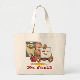 Teacher Tote - SRF Canvas Bag