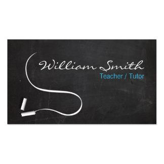 Teacher/Tutorial Business card