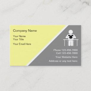 Child tutor business cards zazzle teacher tutoring business cards colourmoves
