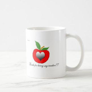 Teacher Valentine Coffee Mug