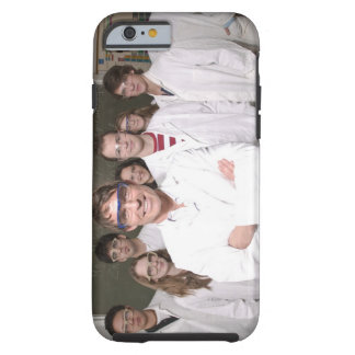 Teacher with students in science class tough iPhone 6 case