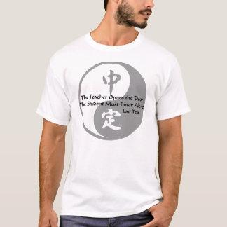 Teacher Yin Yang T-Shirt