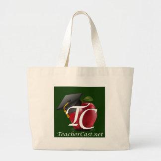 TeacherCast Canvas Bag
