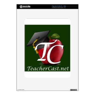 TeacherCast Decal For iPad