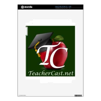 TeacherCast iPad 2 Decal