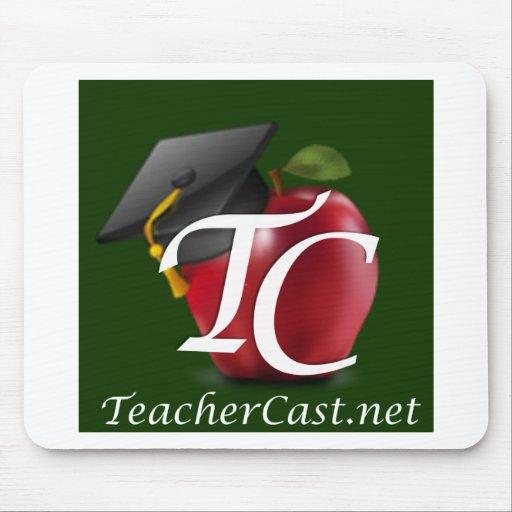 TeacherCast Mouse Pad