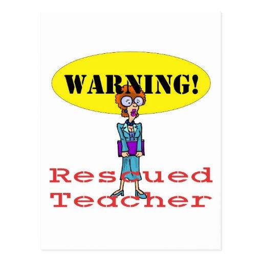 teacherf rescatado postales