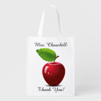 Teachers and Children Grocery / Gift Tote - SRF Grocery Bags