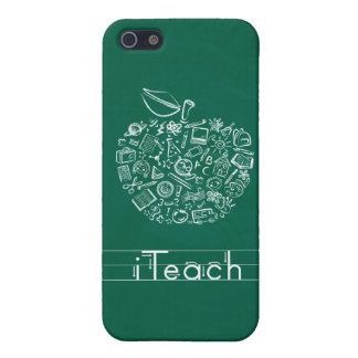 Teachers Apple iTeach iPhone Case