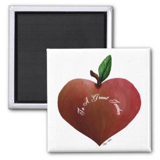 Teacher's Apple Magnet