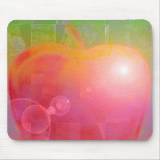 Teacher's Apple Mouse Pad