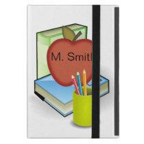 Teachers', Apple Stack of Books iPad Mini Cover