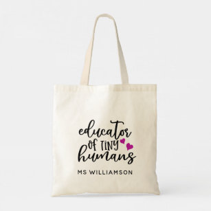 Teacher Appreciation Gift Personalized Tote Teacher Appreciation Teacher Appreciation Tote Personalized Tote Bag Educator Gifts