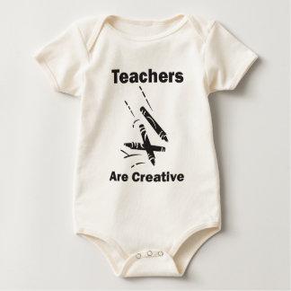 Teachers Are Creative Bodysuits