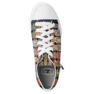 Teachers are heros!They need great fun shoes! Low-Top Sneakers