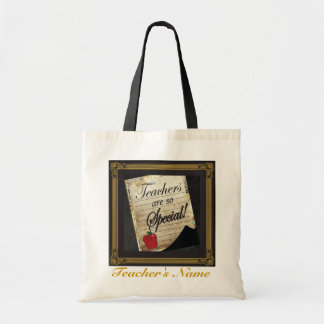 Teachers are so Special Bag Budget Tote Bag