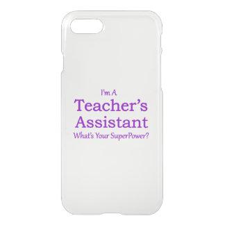 Teacher's Assistant iPhone 7 Case