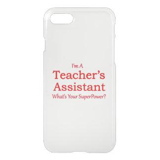 Teacher's Assistant iPhone 8/7 Case