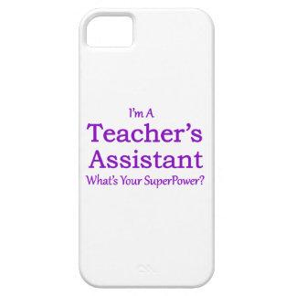 Teacher's Assistant iPhone SE/5/5s Case