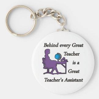 Teacher's Assistant Key Chains