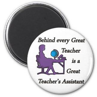 Teacher's Assistant Magnet