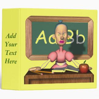 Teachers Avery Binder