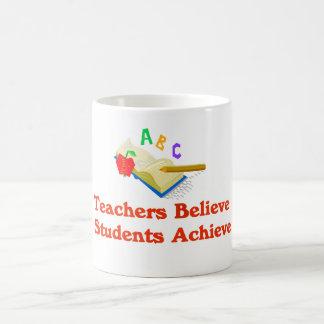 Teachers believe Mug