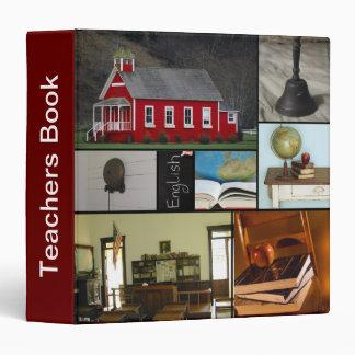 Teachers Book Binder