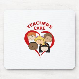 TEACHERS CARE MOUSEPADS