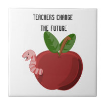 Teachers Change The Future Tile