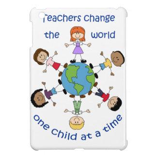 Teachers Change The World iPad Mini Covers