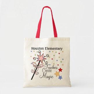 Teachers Create Magic by SRF Bags