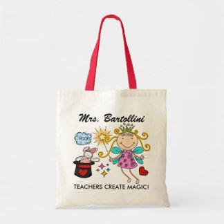 Teachers Create Magic - SRF Tote Bag