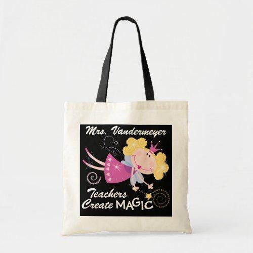 Teachers Create Magic _ SRF Tote Bag