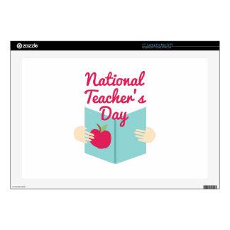 Teacher's Day Laptop Decal